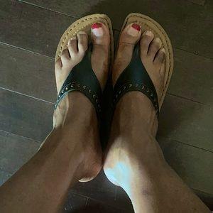 Denver Hayes Heel Sandals